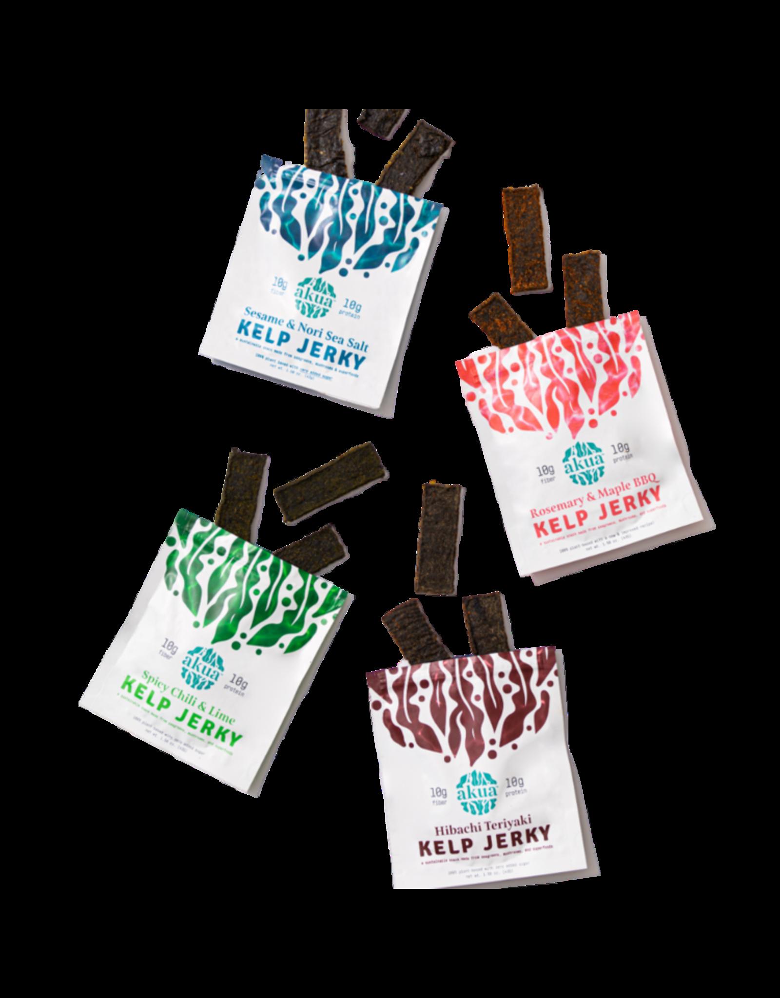 Akua Akua Kelp Jerky (Rosemary & Maple BBQ)