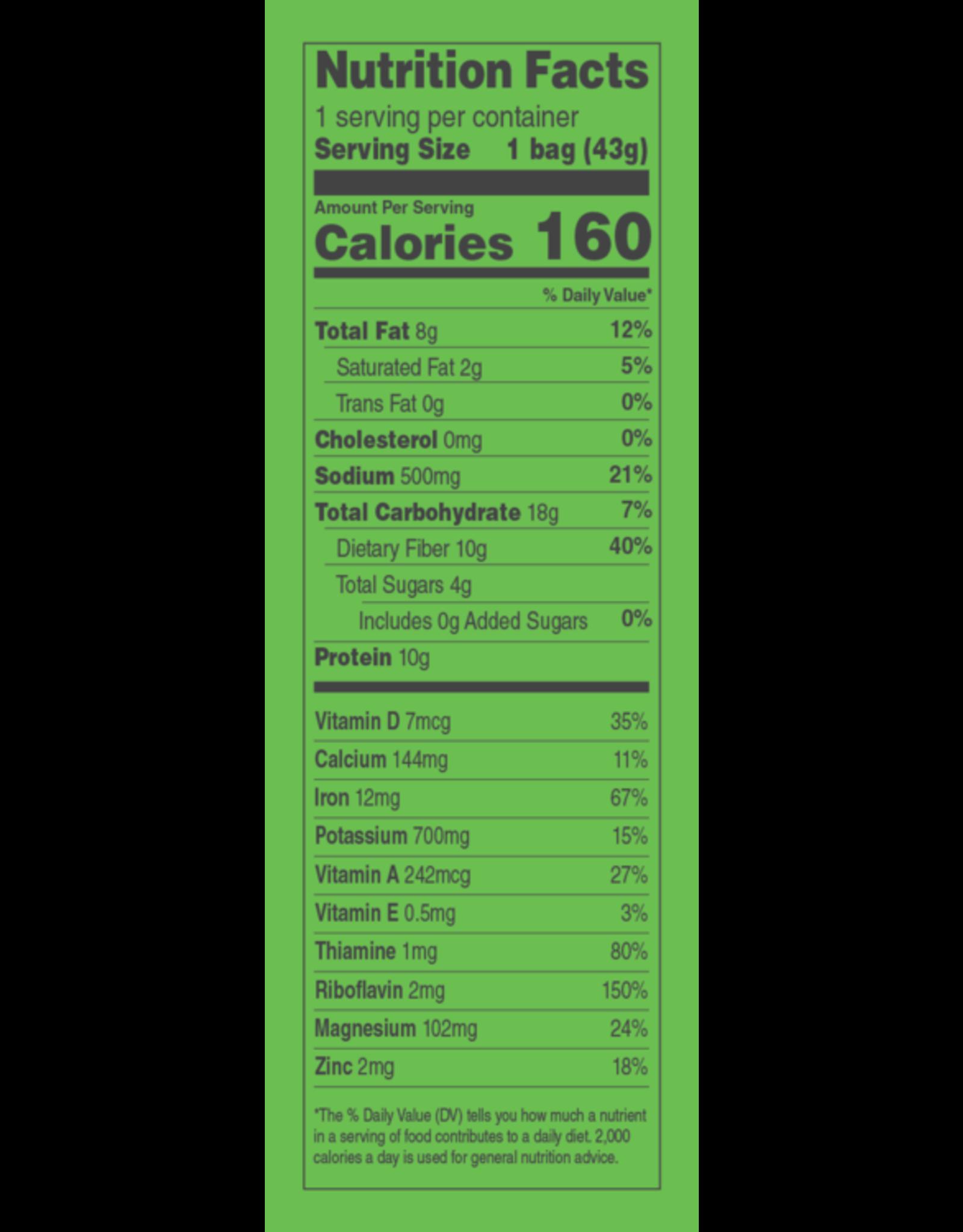 Akua Akua Kelp Jerky (Spicy Chili & Lime)