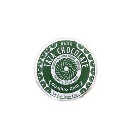Taza Chocolate Taza Organic Dark Chocolate Guajillo Chili Disc