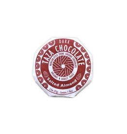 Taza Chocolate Taza Organic Dark Chocolate with Salted Almond