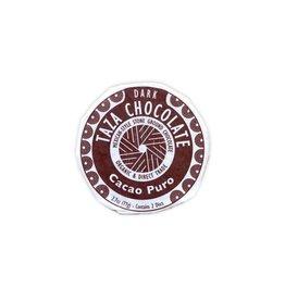 Taza Chocolate Taza Organic Chocolate Cacao Puro Disc 70%