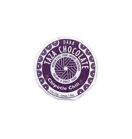 Taza Chocolate Taza Organic Dark Chocolate Disc with Chipotle Chilis
