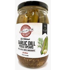 Backyard Food Co. RI Backyard Food Co. Garlic Dill Pickle Spears