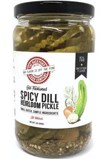 The Backyard Food Company RI Backyard Food Co. Old Fashioned Pickles