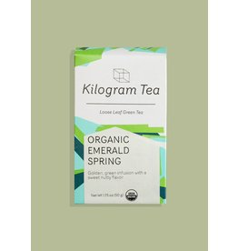 Kilogram Tea Kilogram Organic Loose Leaf Tea (Emerald Spring)