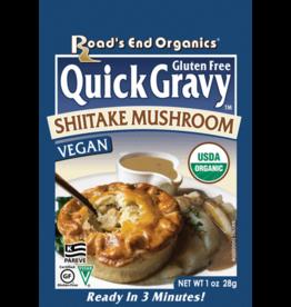 Organic Vegan Shitake Mushroom Gravy