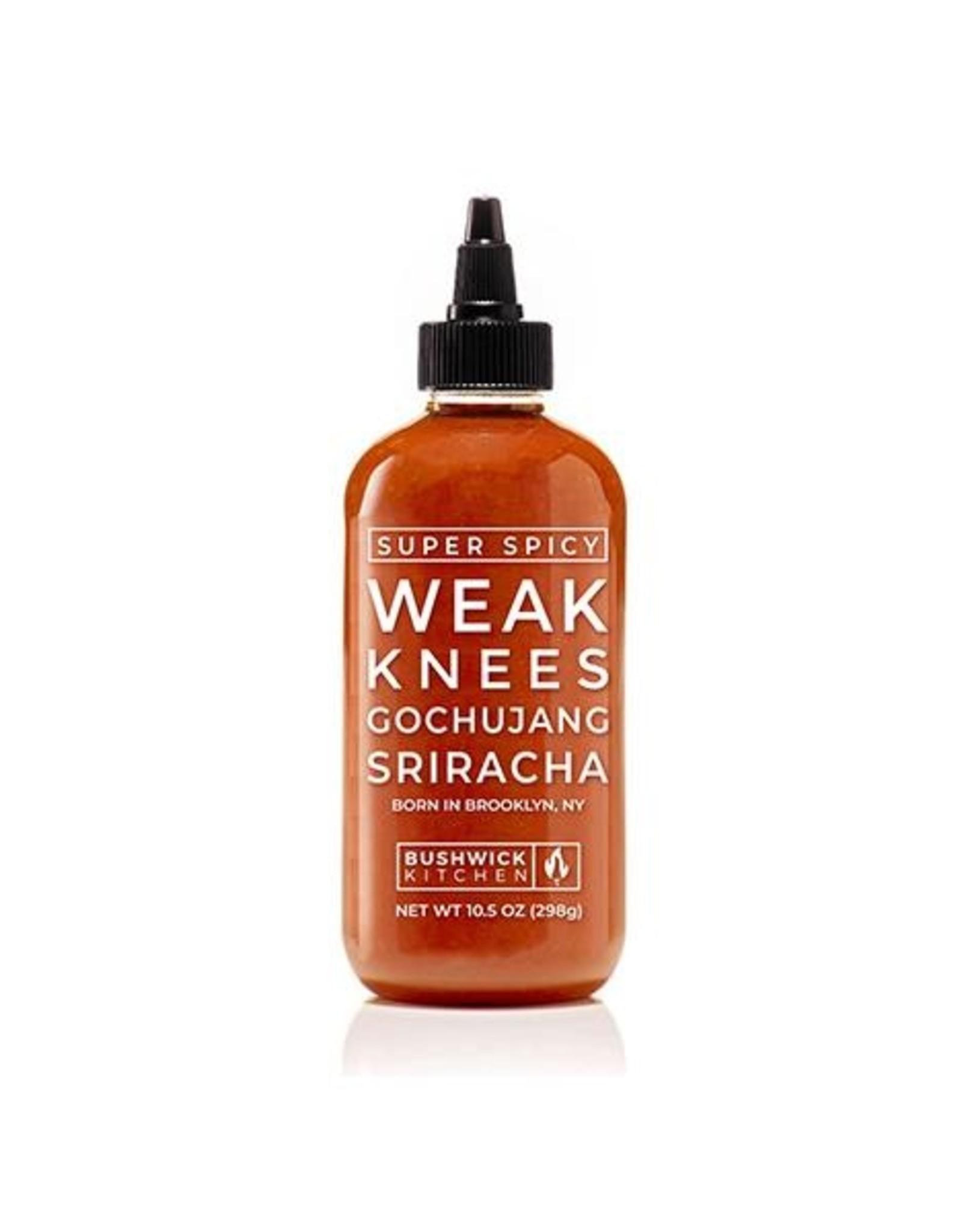 Bushwick Kitchen Bushwick Kitchen  Weak Knees Super Spicy Gochujang Sriracha