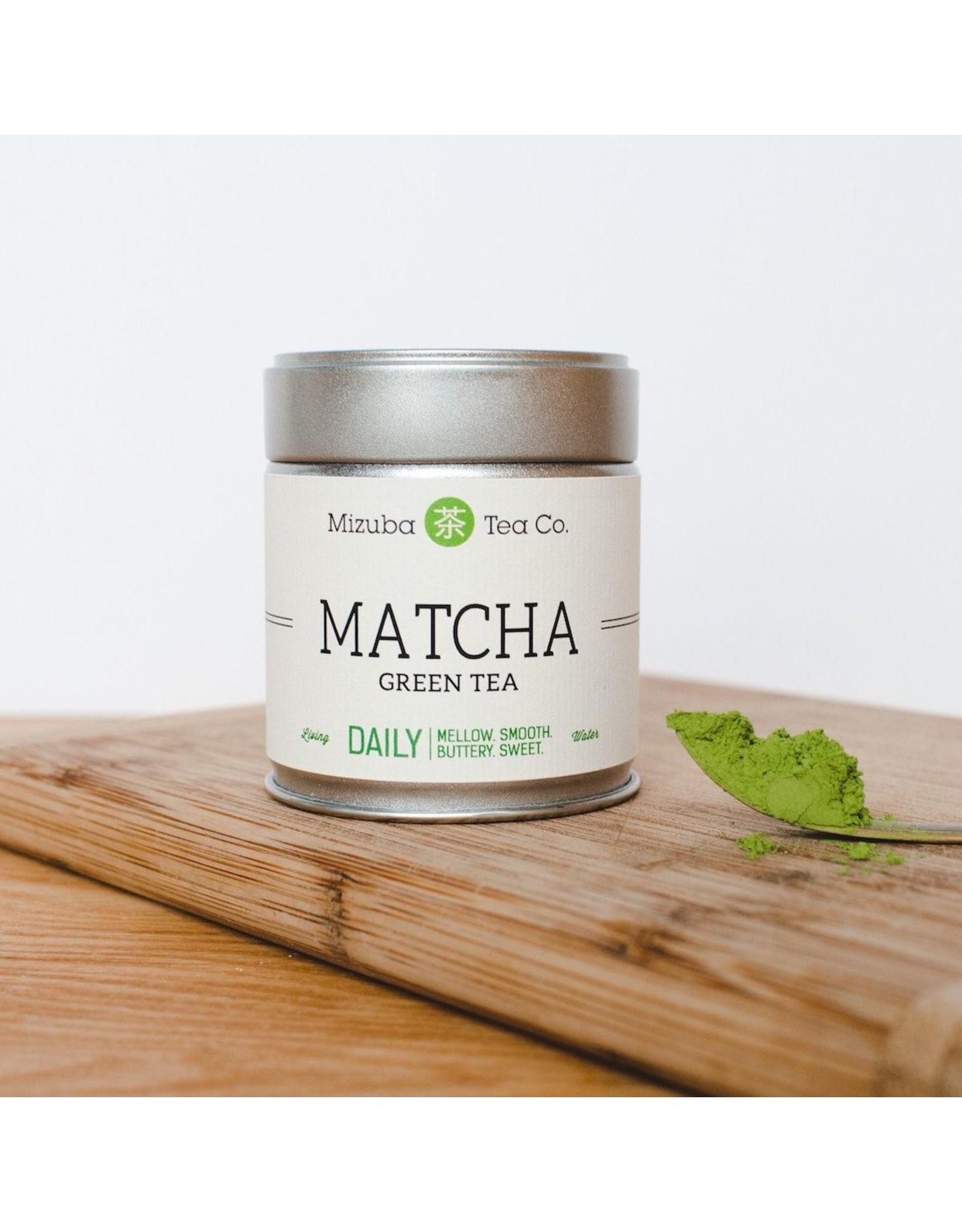 Mizuba Tea Co. Mizuba Tea Co. Matcha Green Tea (Daily)