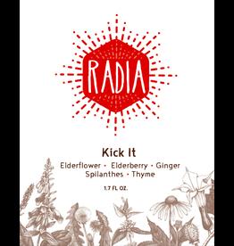 Radia Herbs Radia Herbs Tea (Kick It)