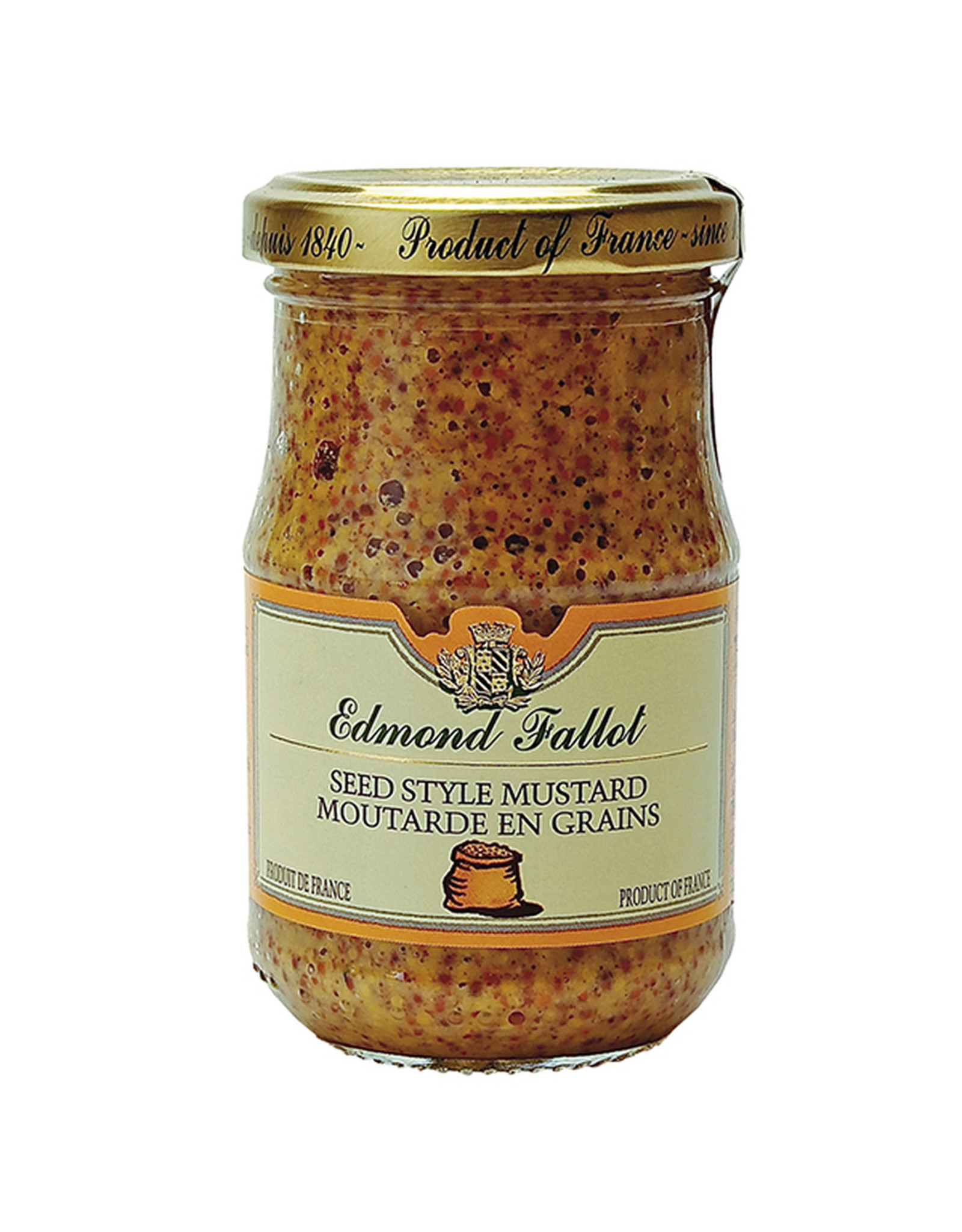 Edmond Fallot Edmond Fallot Seed Style Mustard 13oz