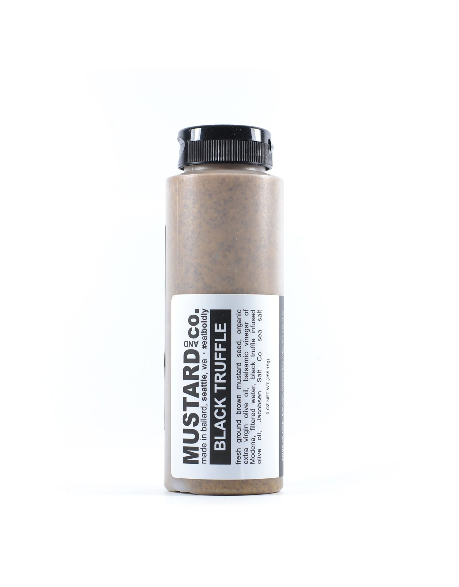 Mustard And co. Mustard And co. 9oz Squeeze (Truffle)