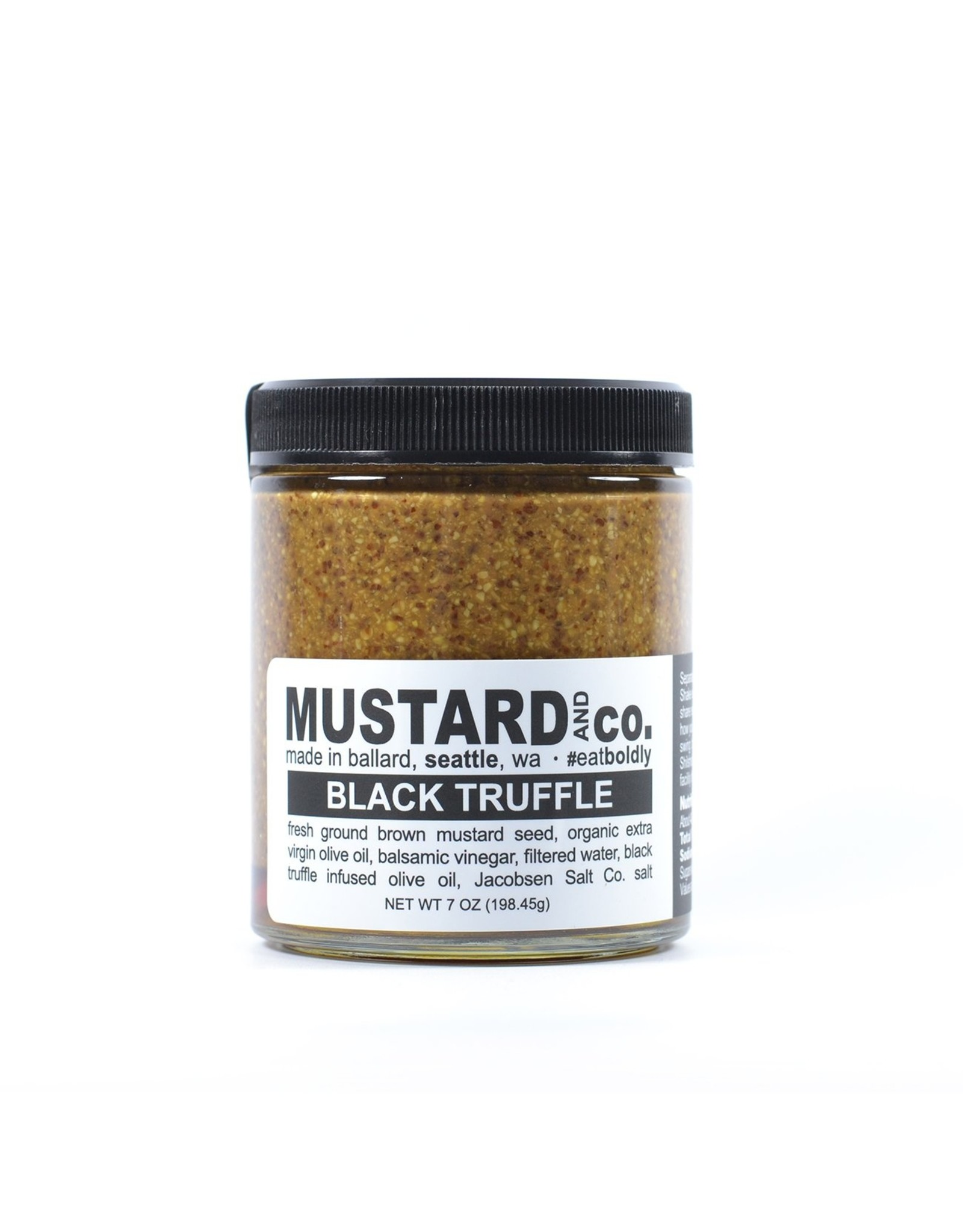 Mustard And co. Mustard And co. 7oz (Truffle)