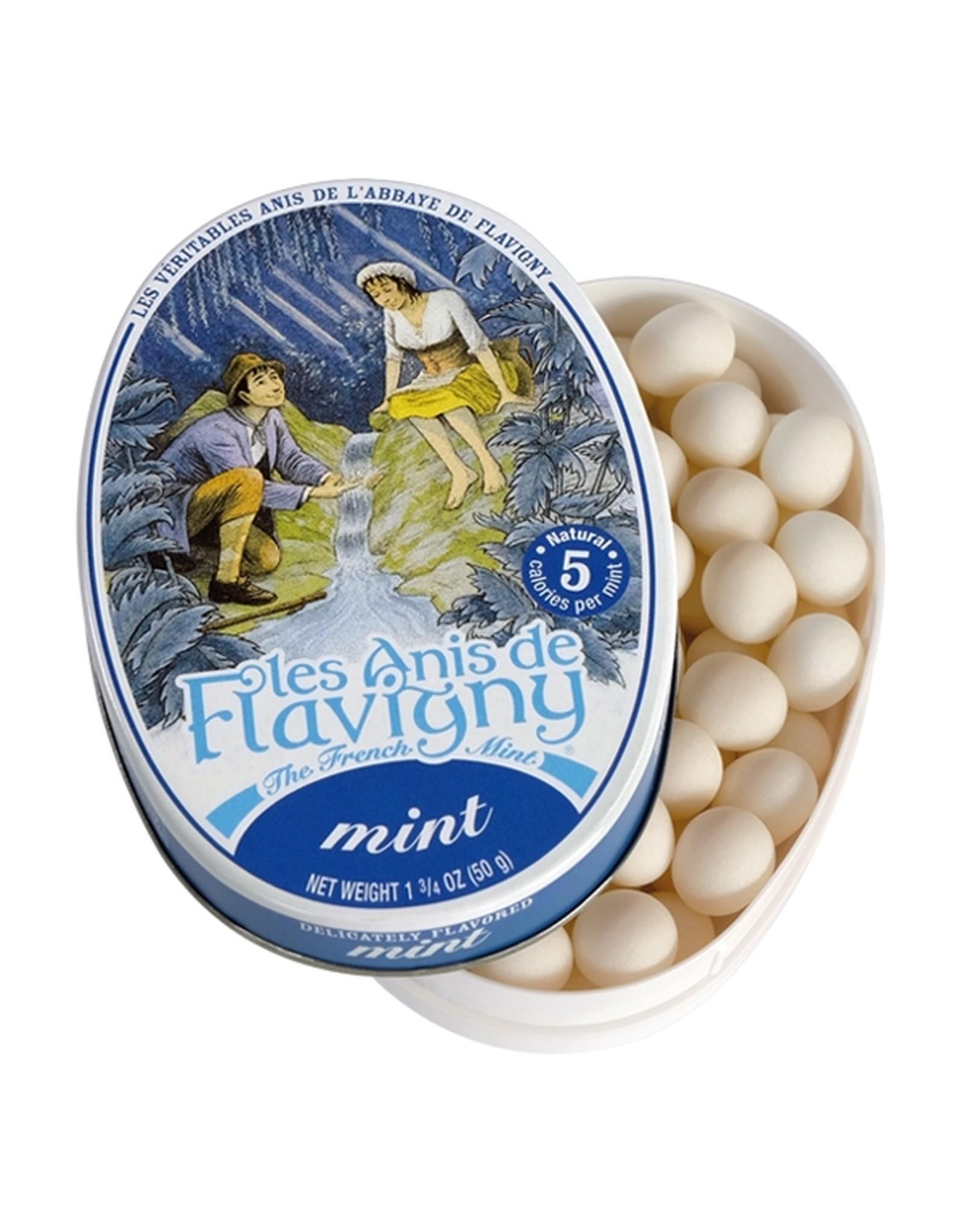Les Anis Flavigny Les Anis Flavigny Mint Tin (Mint)