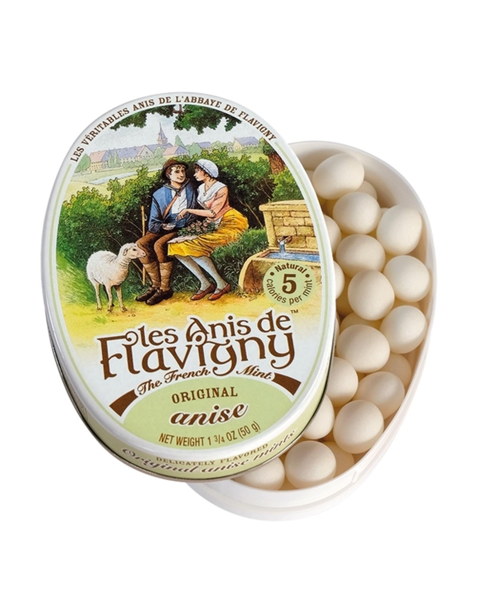 Les Anis Flavigny Les Anis Flavigny Mint Tin (Anise)