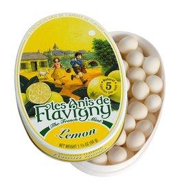 Les Anis Flavigny Les Anis Flavigny Mint Tin (Lemon)