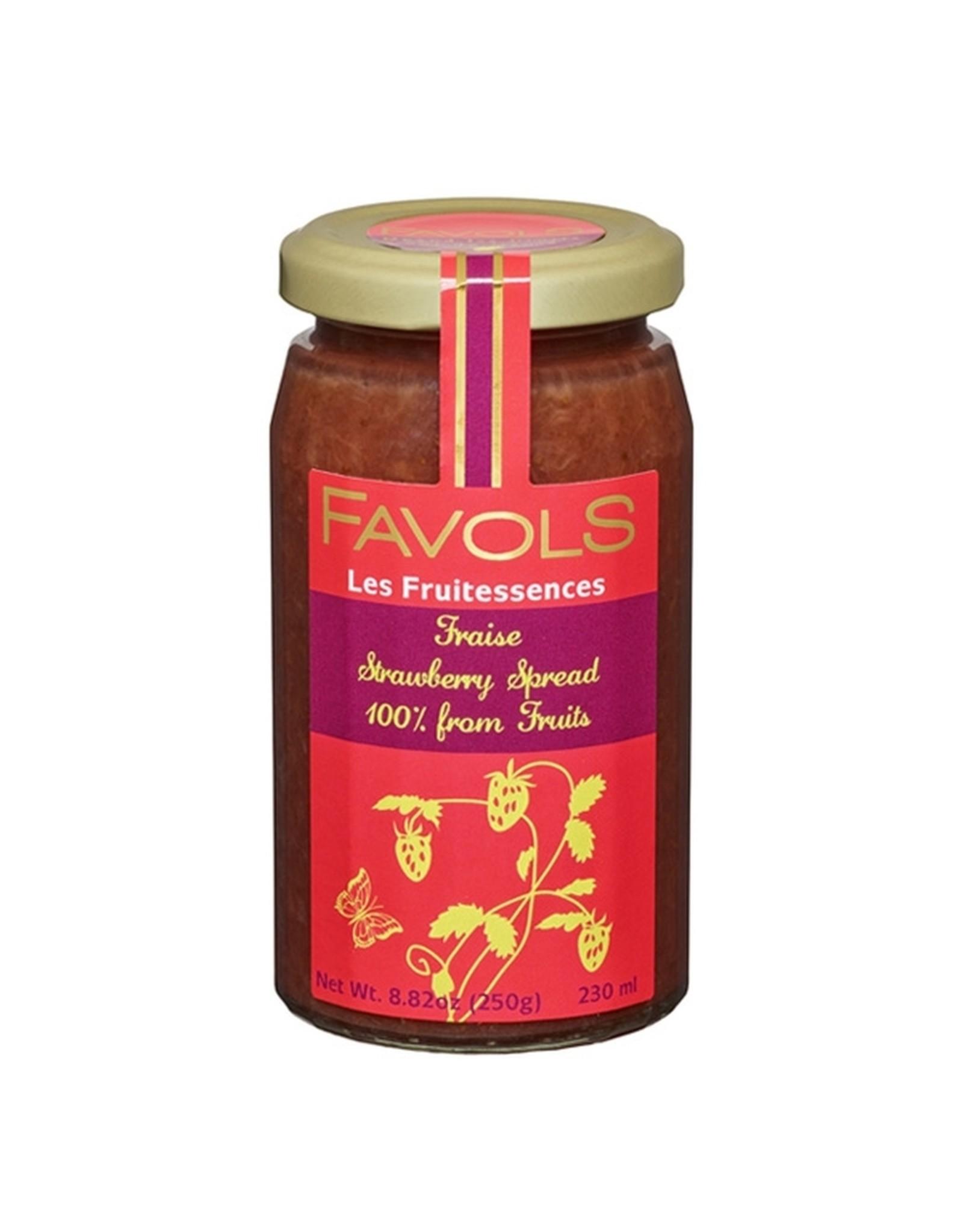 Favols Favols Strawberry Fruit Spread