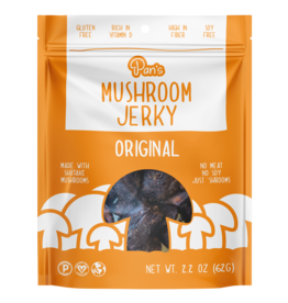 Pan's Mushroom Jerky Pan's Mushroom Jerky (Original)