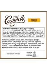 Cocomel Cocomel Chocolate Covered Coconut Milk Caramel 2-Pack (Vanilla)