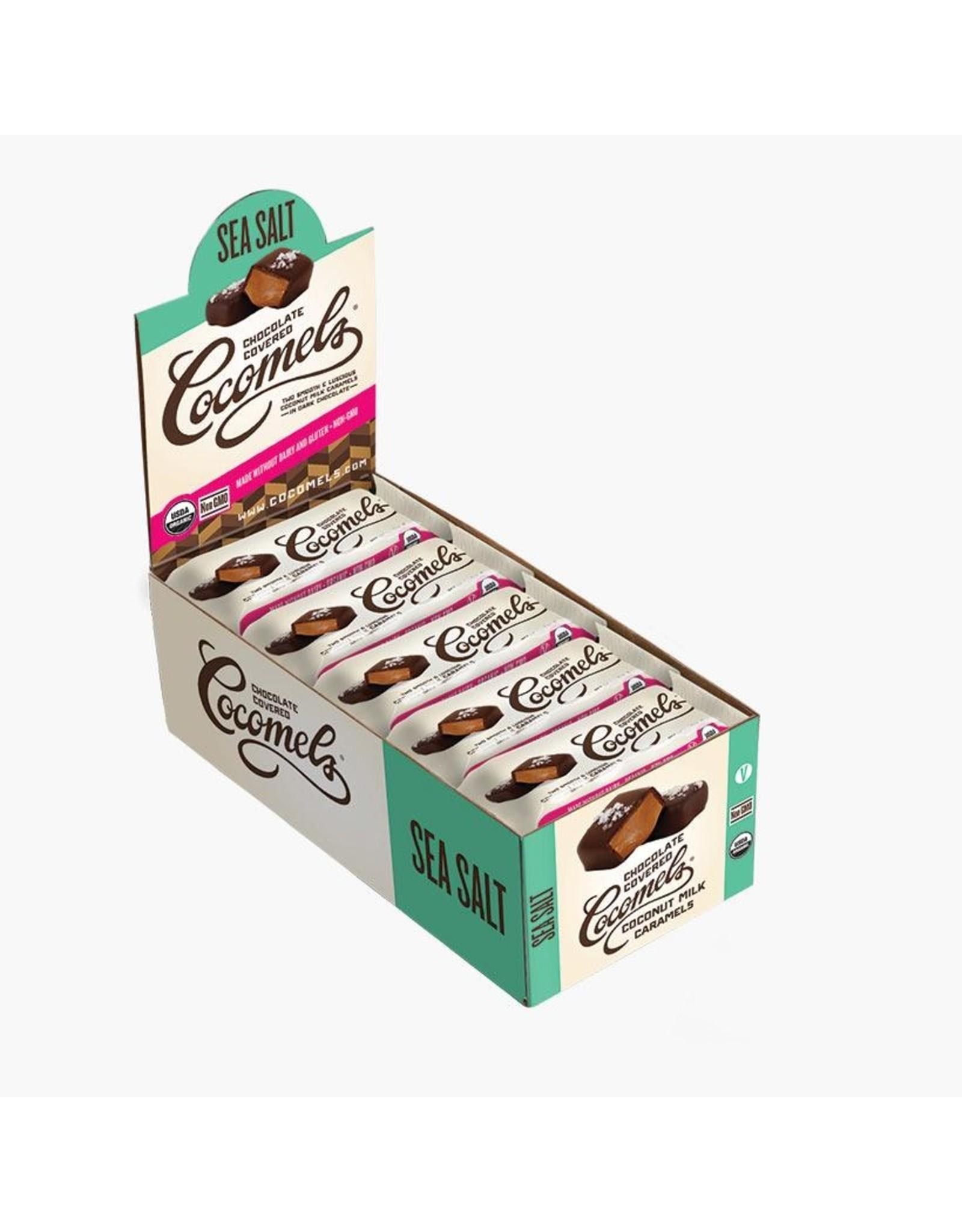 Cocomel Cocomel Chocolate Covered Coconut Milk Caramel 2-Pack (Sea Salt)