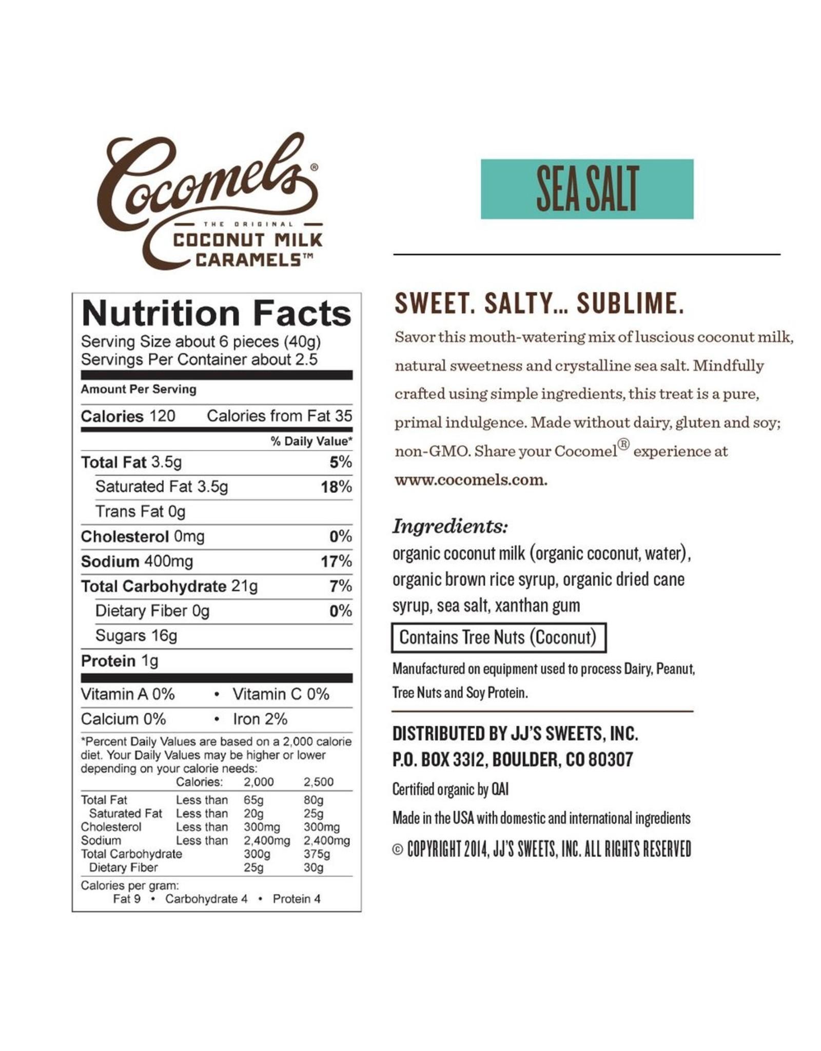 Cocomel Cocomel Coconut Milk Caramel (Sea Salt)