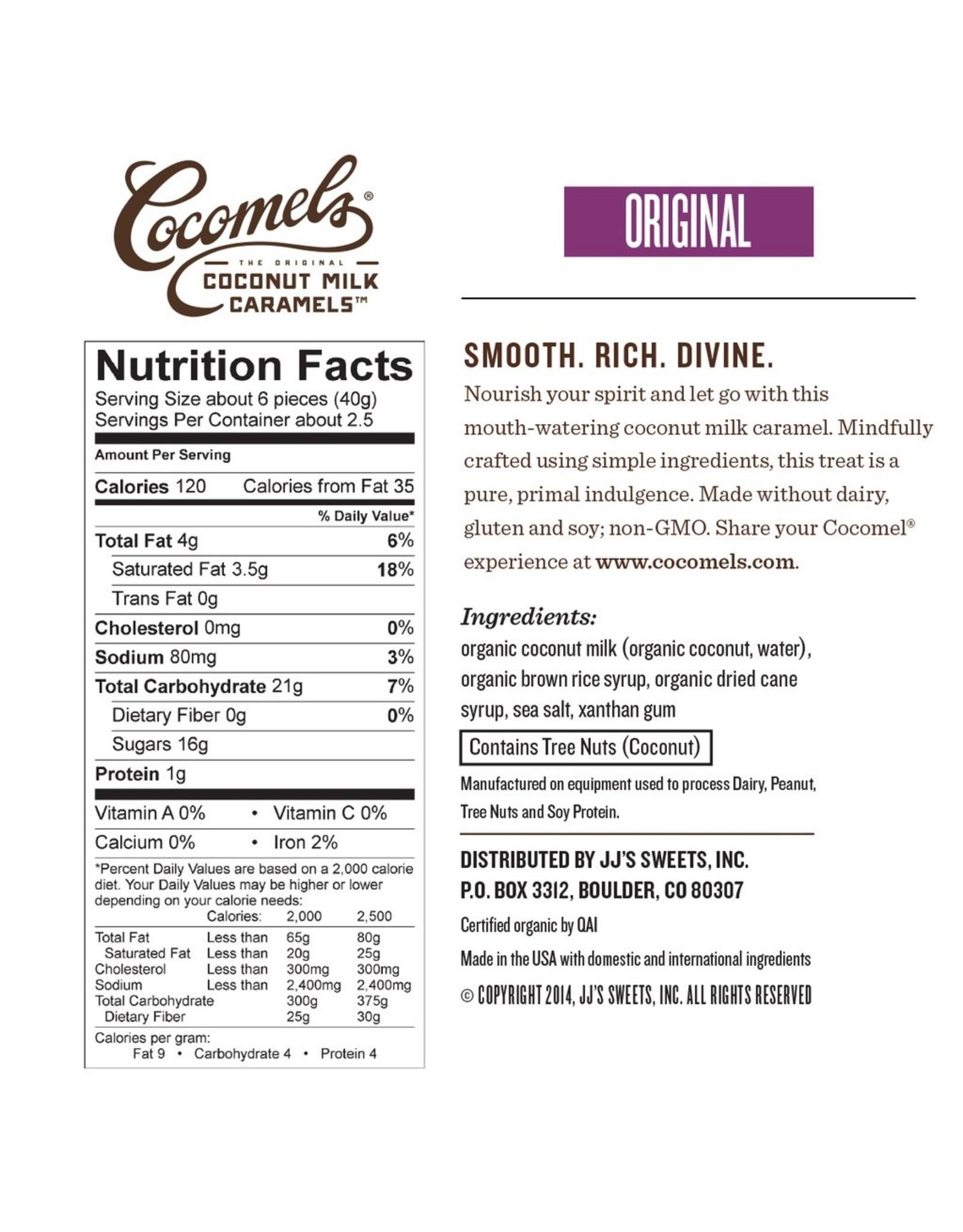 Cocomel Cocomel Coconut Milk Caramel (Original)