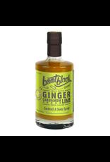 Bootblack Bootblack Ginger Cardamom Lime Cocktail Syrup