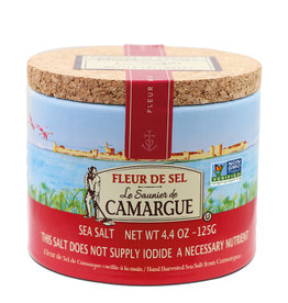 Nature Sauvage Le Saunier de Camargue Sea Salt