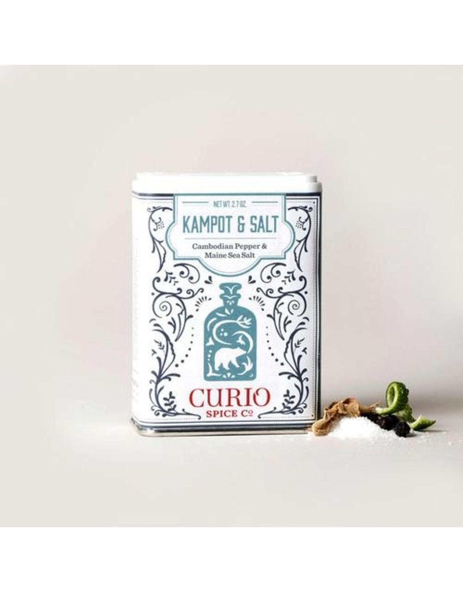 Curio Spice Co. Curio Spice (Kampot & Salt)