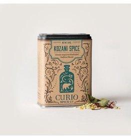 Curio Spice Co. Curio Spice (Kozani Spice) Non-Vegan