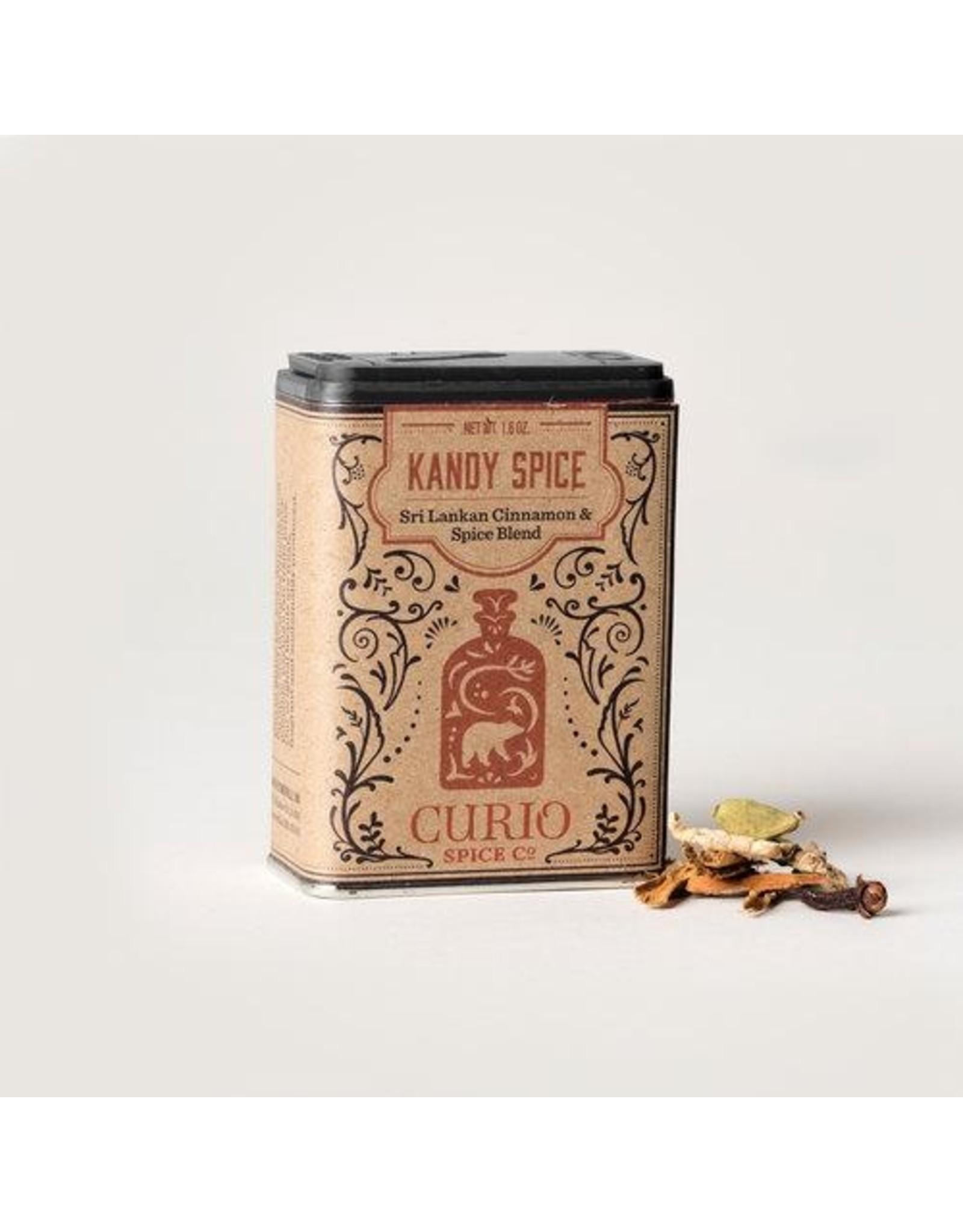 Curio Spice Co. Curio Spice (Kandy Spice)