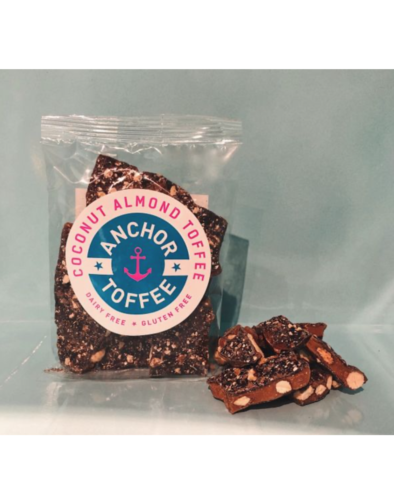 Anchor Toffee Anchor Toffee Coconut Almond Toffee