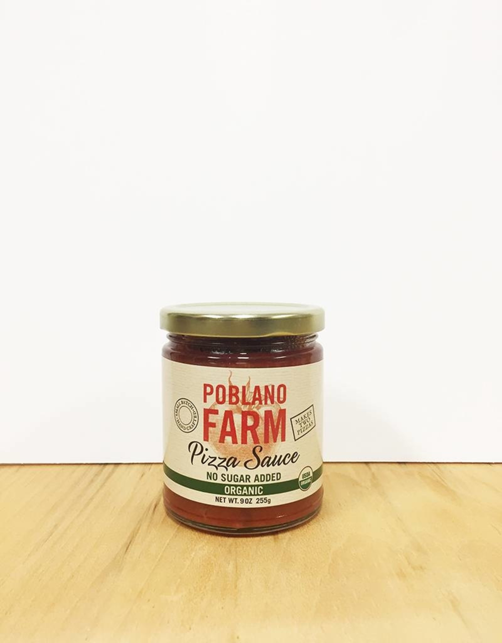 Poblano Farm Poblano Farm Pizza Sauce 12oz