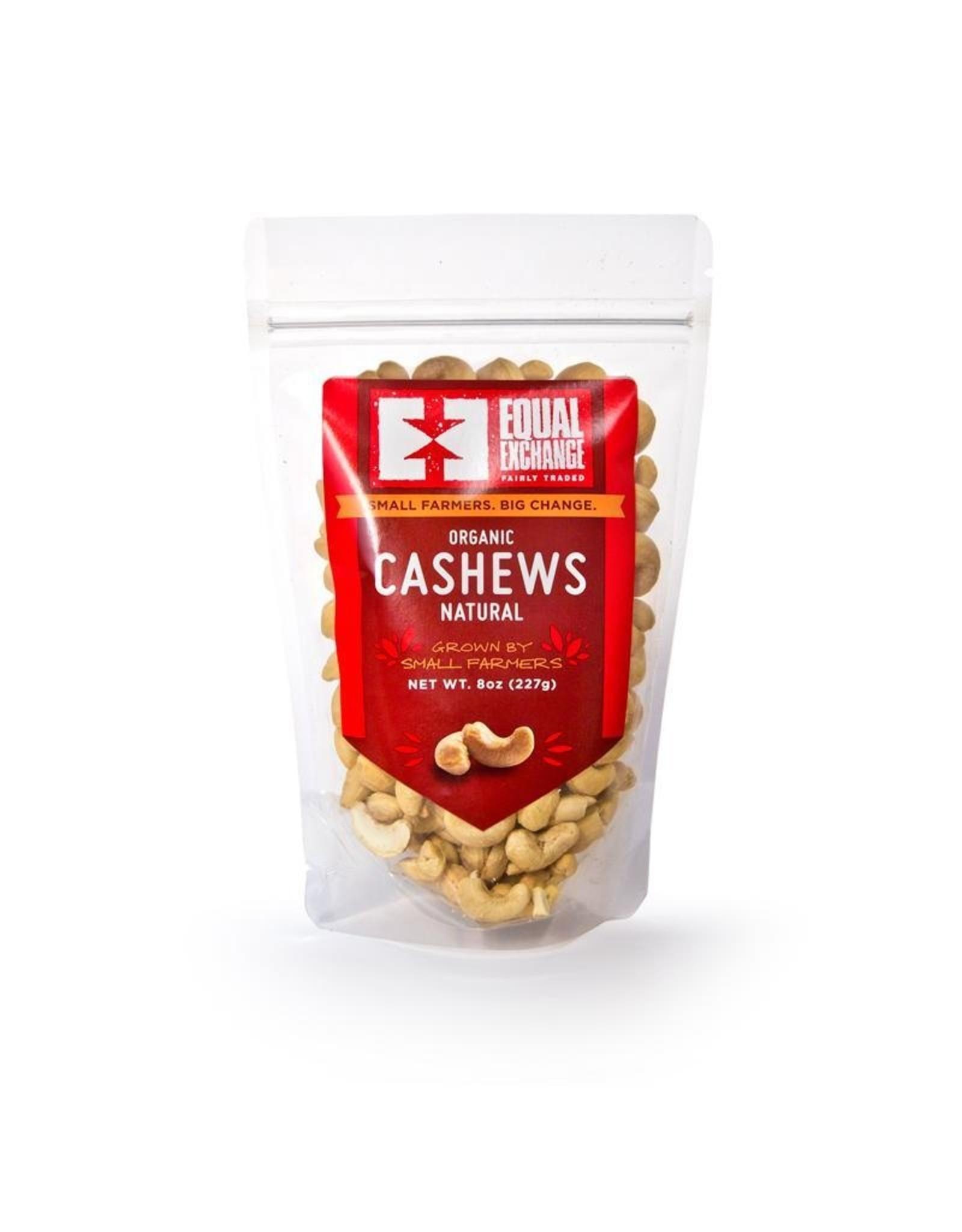 Equal Exchange Equal Exchange Organic Nuts Cashews 8 oz (Natural)