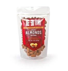 Equal Exchange Equal Exchange Organic Nuts Almonds 8 oz (Natural)