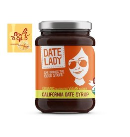 Date Lady Date Lady California Date Syrup
