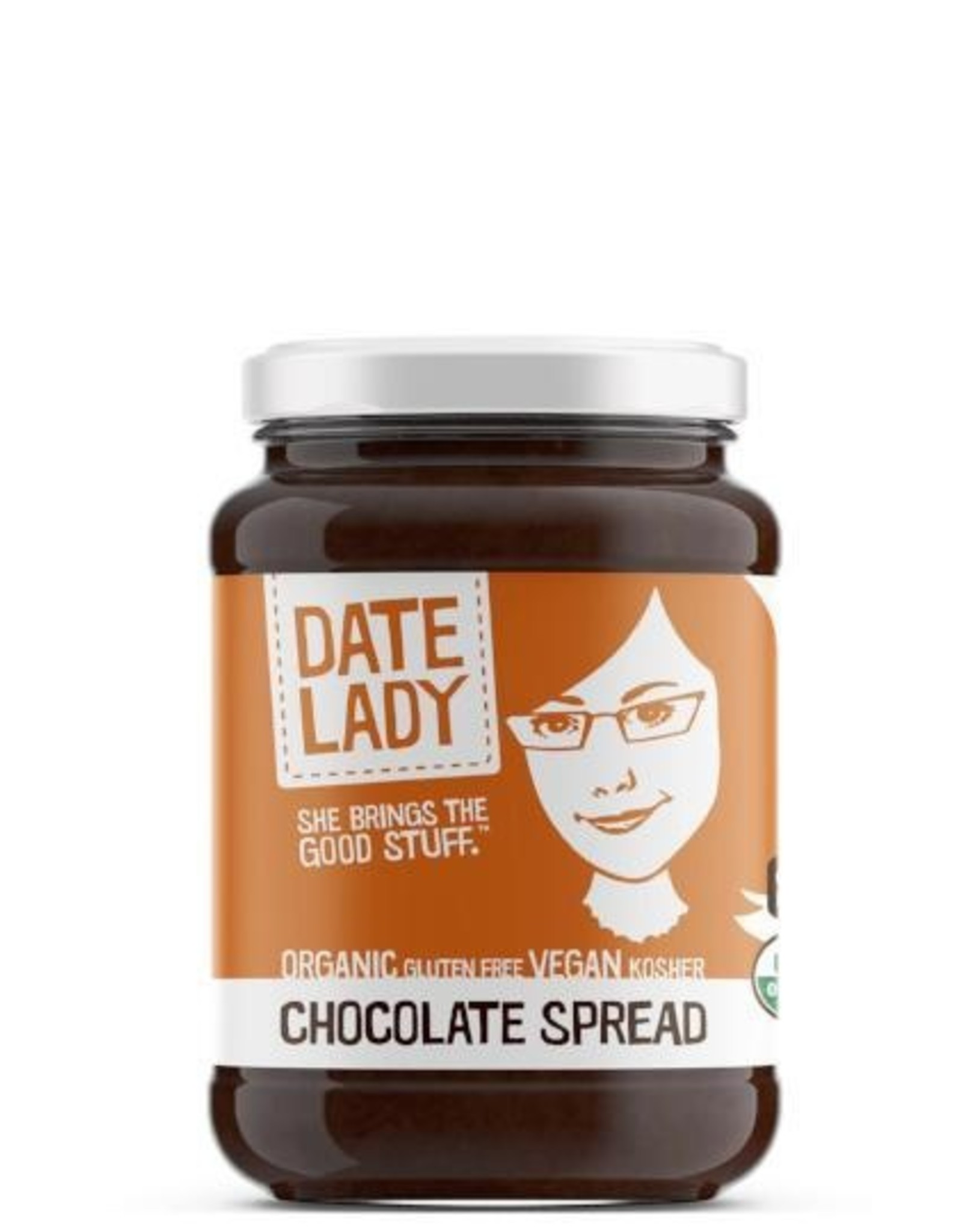 Date Lady Date Lady Chocolate Spread