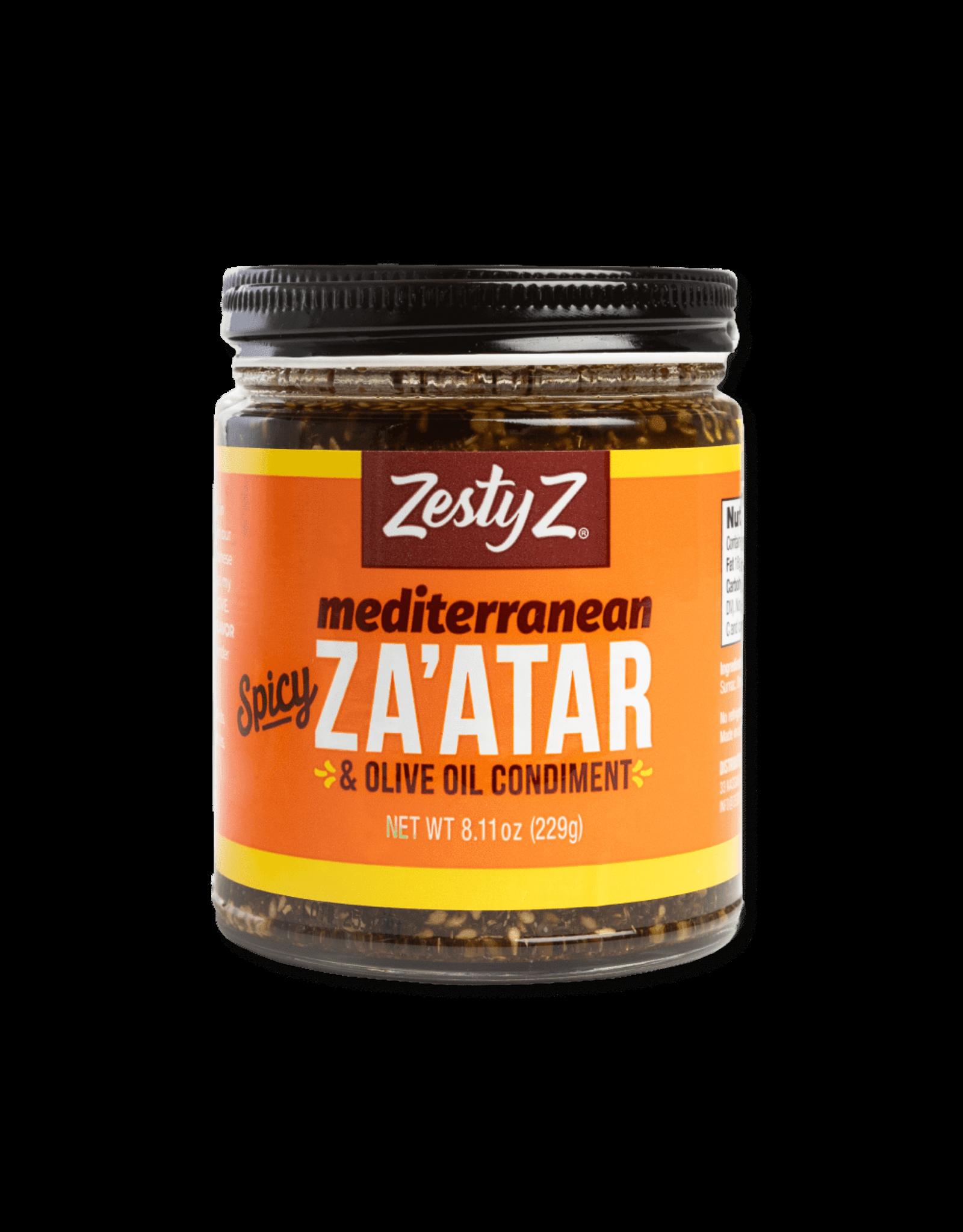 ZestyZ ZestyZ Spicy Mediterranean Za'atar