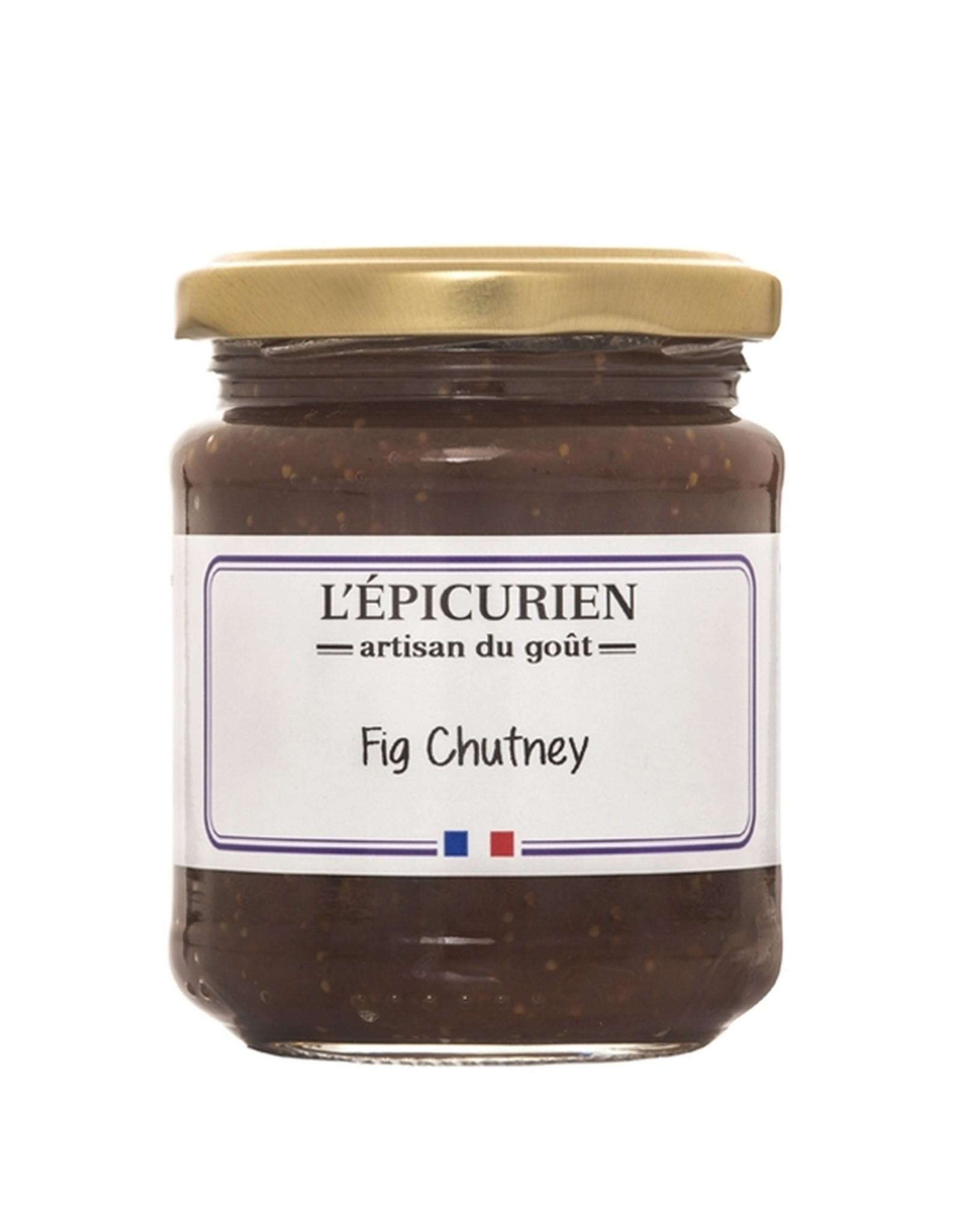 L'Epicurien L'Epicurien Fig and Spice Chutney
