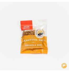 Beautiful Day Beautiful Day Granola Bar (Salted Mango) (Non-Vegan)