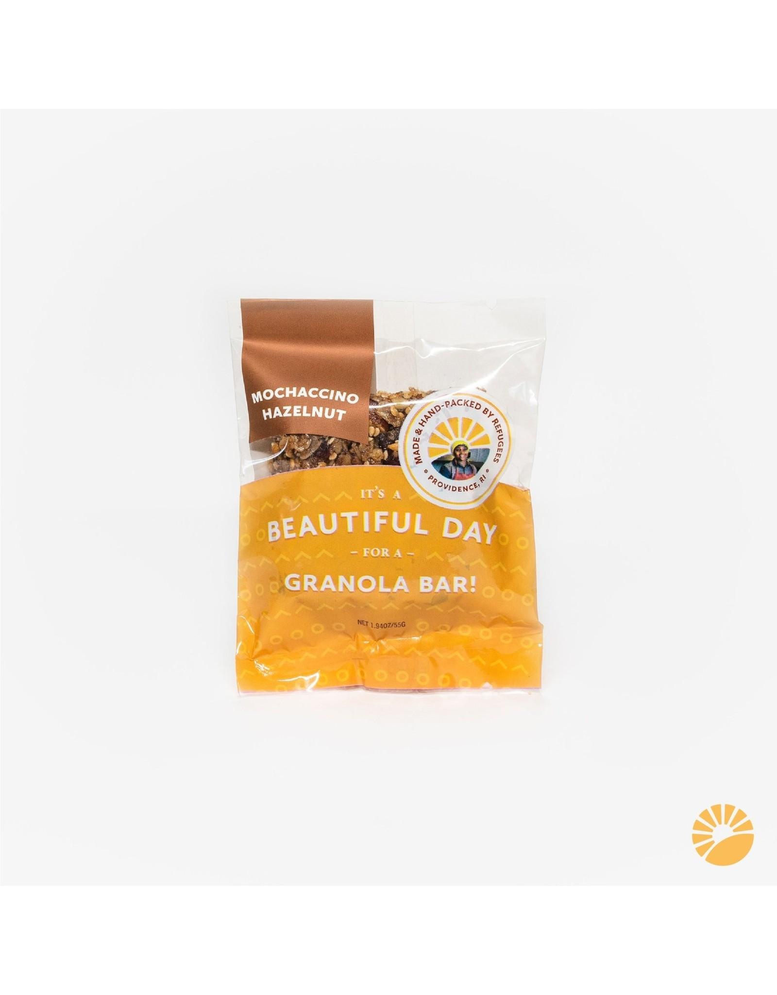 Beautiful Day Beautiful Day Granola Bar (Mochaccino Hazelnut) (Non-Vegan)