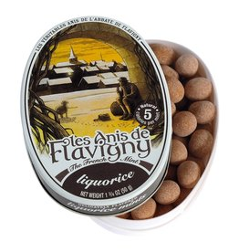Les Anis Flavigny Les Anis Flavigny Mint Tin (Liquorice)