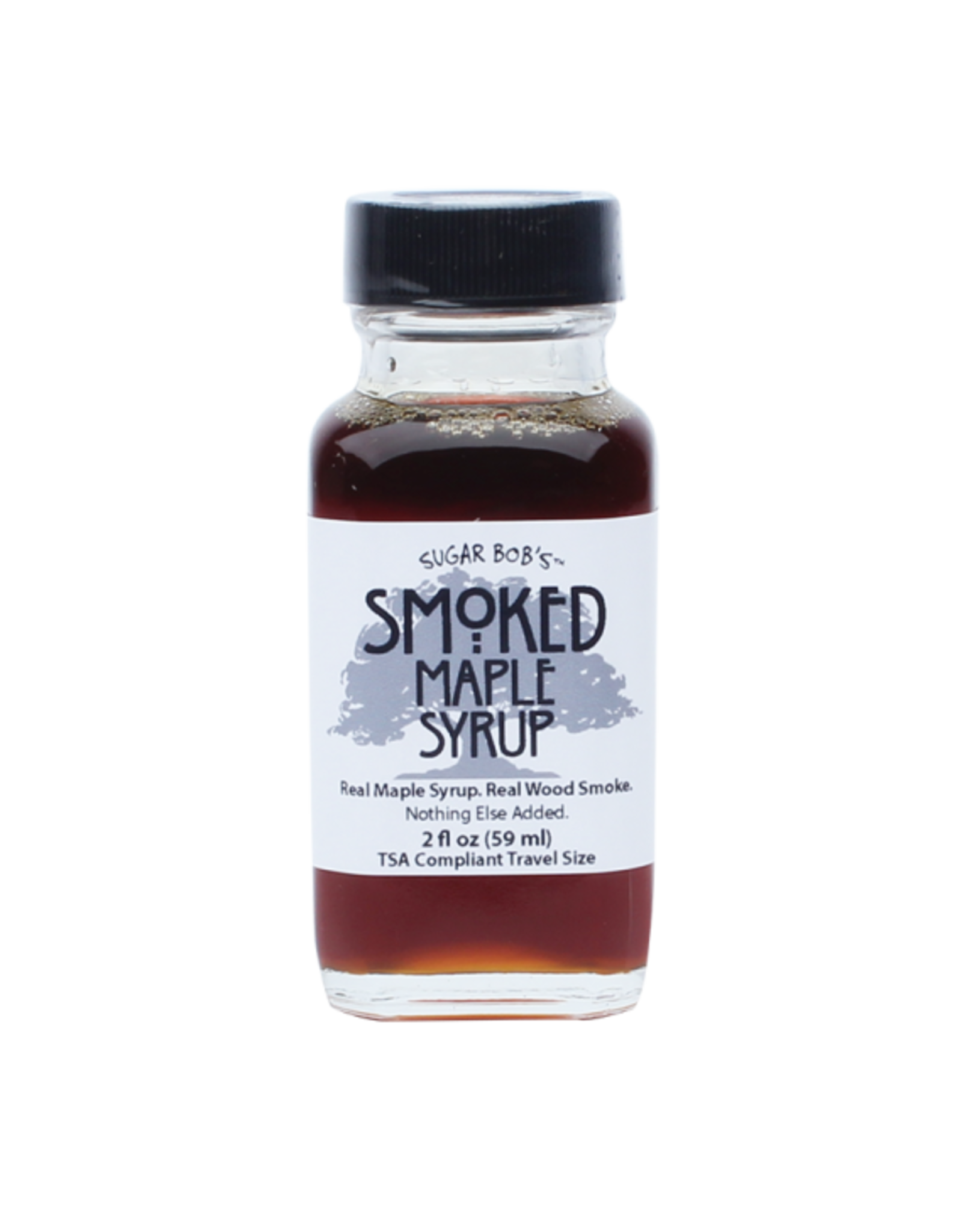 Sugar Bob's Sugar Bob's Smoked Maple Syrup 60mL