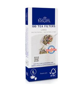 Finum 100 Tea Filters