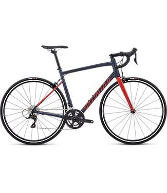 SPECIALIZED ALLEZ SPORT - Satin Navy / Gloss Nordic Red 49