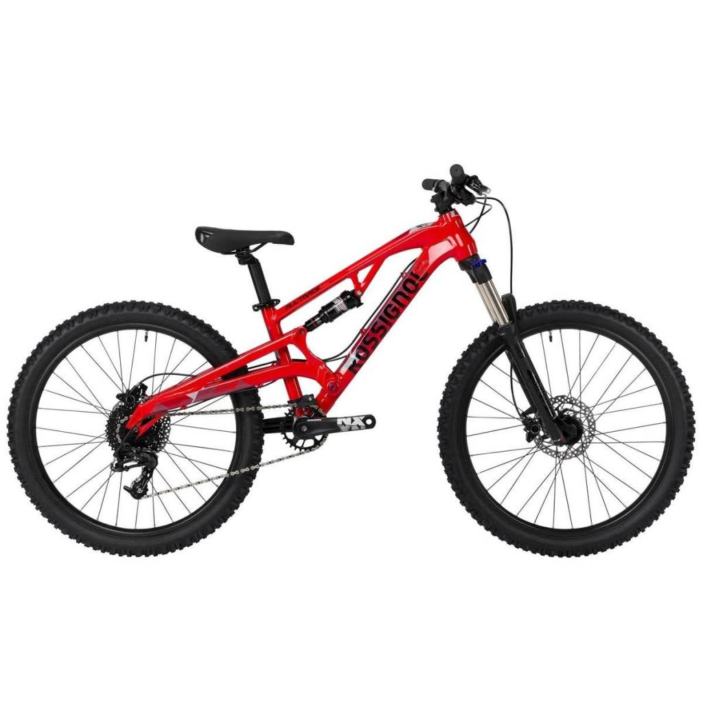 263d450121b ROSSIGNOL ROSSIGNOL ALL TRACK TRAIL DS 24 ROUGE - Cycles St-Onges