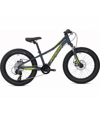 SPECIALIZED RIPROCK 20 - Carbon Gray/Hyper Green/Cool Gray .