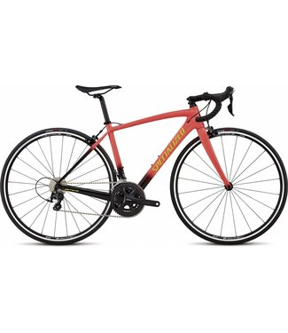 SPECIALIZED AMIRA SL4 SPORT - Gloss / Acid Red / Limon / Black /Clean 48