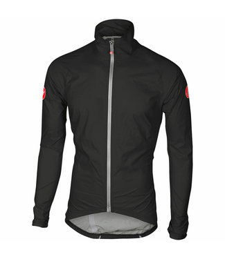 CASTELLI Emergency Rain Jacket -black -M