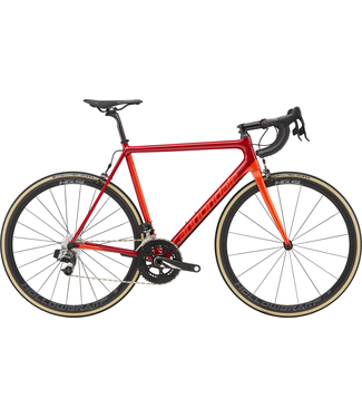 CANNONDALE SUPERSIX EVO Crb Red eTap FRD 52