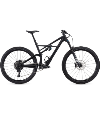 SPECIALIZED ENDURO FSR ELITE CARBON 29/6FATTIE - Satin Gloss Carbon/Charcoal L